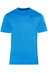 Nike Dri-FIT - T-shirt course à pied - bleu